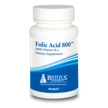 Folic Acid 800 (with B12)