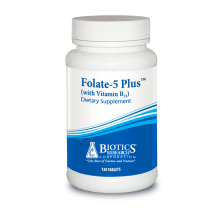 Folate-5 Plus (with B12)