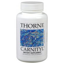 Carnityl® (500 mg) (60 Vegetarian Capsules)